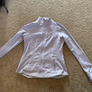 light purple (lavender) lululemon jacket!
